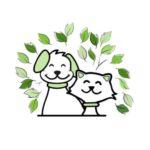 Logo Huisdierverhalen gedragstherapie trimsalon uitlaatservice
